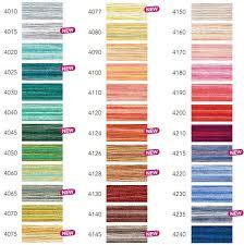 Gallery Ru Dmc Color Variations Dmc Anchor Madeira Cxc