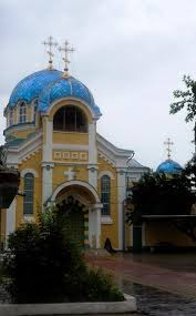 Cathédrale orthodoxe de Makhatchkala