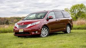 Toyota Sienna Limited review: We drive Toyota's updated minivan