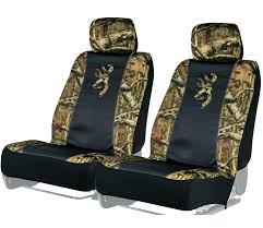 browning car seat covers browning auto kit seat covers steering wheel cover and more warehouse camo