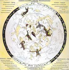 Anishinaabe Star Knowledge Map Stories Cecelia Rose Lapointe
