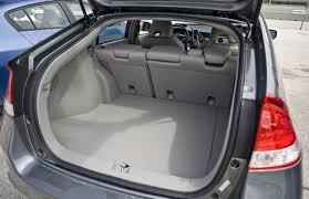 honda insight cargo space auto blog insighttrunk