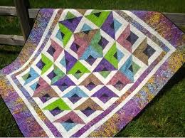 861 best Quilt It - Square images on Pinterest | Quilting patterns ... & Cozy Quilt Designs Daniela Stout | into Home Plate! Daniela Stout's pattern  Radiant. Dynamic Adamdwight.com