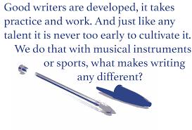 write for the future acirc archive acirc writers born vs made 03 biccristal2008 03 26