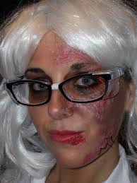 mad scientist makeup