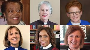 she is loose a historic group of female lutheran bis on metoo and the holy spirit religion news service