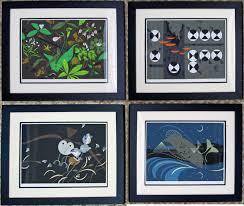 charley harper framed prints