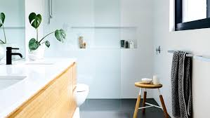 Timber Bathroom Accessories The Best White And Timber Bathroom Designs