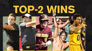 2017-18 Provided Some Big Wins For @TheSunDevils | ASU Now: Access,  Excellence, Impact