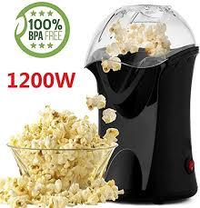 Appliances Air <b>Popcorn</b> Machine Party <b>Maker Automatic</b> Hot Air ...