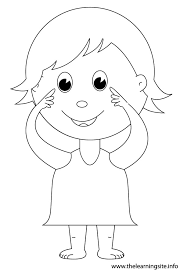 Small Picture Lady Body Outline Coloring Coloring Coloring Pages