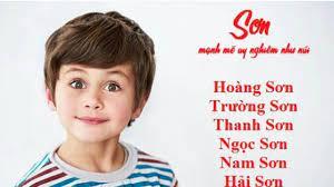 Đặt tên con trai 2020: Mách nhỏ cái tên trời phú giúp tương lai ngời sáng,  gọi tài lộc về cho cả gia đình