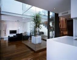 contemporary house interiors. simple home with contemporary design make beautiful appearance : gorgeous use of glass interior for modern house interiors