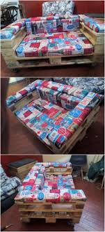 shipping pallet furniture ideas. 30 Awesome DIY Ideas For Reusing Old Shipping Pallets Pallet Furniture