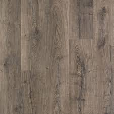 Laminate flooring is cheaper than wood, doesn't need to be nailed, sanded