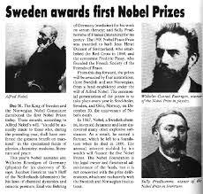 nobel peace prize essays