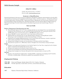 Resume Examples Pdf Resume Examples Pdf Good Resume Format 19