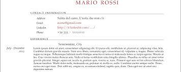Margins On A Resume Resume Aesthetics Font Margins And Paper