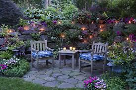 a grotto garden in pennsylvania