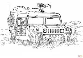 Small Picture Army Hummer coloring page Free Printable Coloring Pages