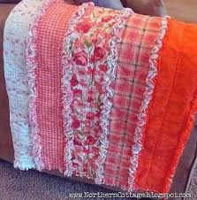 Easy rag quilt made in strips instead of squares. by AnGeLEyEzzz89 ... & Easy rag quilt made in strips instead of squares. by AnGeLEyEzzz89 | Sewing  projects | Pinterest | Rag quilt and Sewing projects Adamdwight.com
