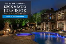 Landscape Lighting Houzz Outdoor Lighting Ideas For A Deck Or Patio Patios Marlonjordan
