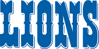 Detroit Lions Wordmark Logo - National Football League (NFL) - Chris ...
