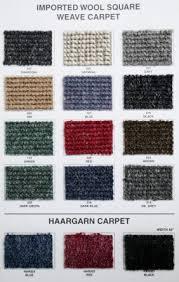 Materials Carpet – K&H European Auto Upholstery