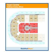 Sears Centre Arena Events And Concerts In Hoffman Estates