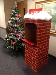 christmas office theme. The Ticket Booth For Our Church Polar Express Theme Christmas Party. Made With A Wardrobe Office O