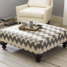 Magnificent Ottoman Coffee Table Upholstered Pallet Ottoman Tutorial  Modhomeec