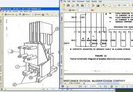 mv switchgear instruction manuals mv Circuit Breaker Parts Diagram Circuit Breaker Box Parts