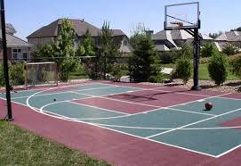 backyard ideas basketball court. backyard basketball court ideas t