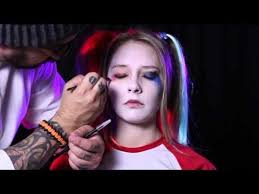 diy harley quinn squad cosplay and makeup tutorial costumes