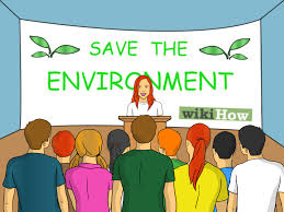 ways to save the environment for teens wikihow