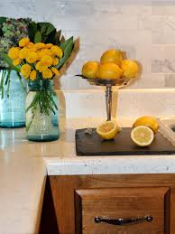 Kitchen Countertop Inspired Examples Of Granite Kitchen Countertops Hgtv