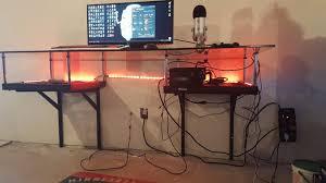 computer desk computer desk cable management luxury fantastic puter cable management the 5 steps