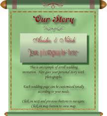 Wedding E Invitation