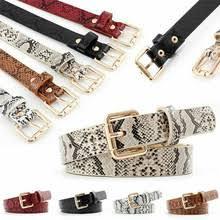 Best value Belt Gold Square Buckle Women – Great deals on Belt ...