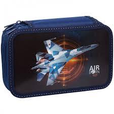 <b>Спейс Пенал 3</b> отделения ArtSpace Fighter 19x11 см ...