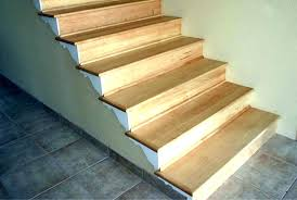 marvelous non slip stair treads for wood anti outdoor wooden stairs n
