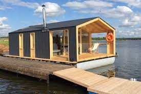 Small Picture DublDom Houseboat a modular floating cabin DublDom Small