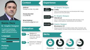 Visual Resume Extraordinary Visual Cv Resumes Canreklonecco