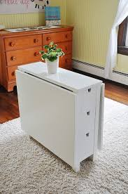 Best 25+ Folding sewing table ideas on Pinterest | Folding kitchen ... & from ikea Sewing Room: I will be using to create a cutting table that can  be folded up and stored against wall. I will be adding wheels for ease. Adamdwight.com