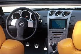 2003 nissan 350z interior. 2003 nissan 350z photo 6 of 9 350z interior n