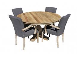 bordeaux round dining table 140 x 140 cm