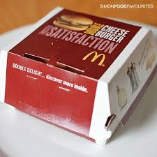 simon food favourites mcdonald s double cheeseburger for  mcdonald s double cheeseburger for 2 randwick 10 jan 2012