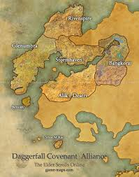 daggerfall covenant alliance map eso game maps com Eso Map daggerfall covenant alliance map, the elder scrolls online video game eso map guide