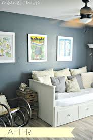 Sherwin Williams Paint Colors For Bedrooms Large Chalkboard Calendar Sherwin Williams Outerspace Guest