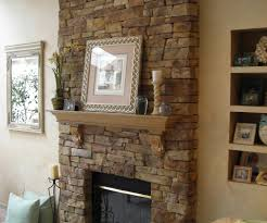 Fireplace Refacing Cost Fireplace Great Fireplace With Stone Veneer Best Design For You